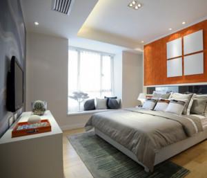 卧室小型飘窗