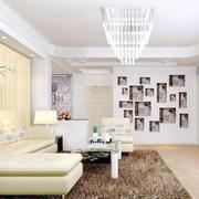 客厅简约水晶吊灯