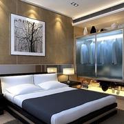 房屋都市卧室欣赏