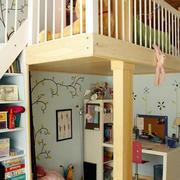 儿童房实木床欣赏