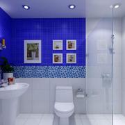 卫生间背景墙装饰