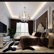 现代美观的卧室