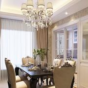 餐厅简约欧式奢华设计