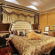 欧式奢华的卧室