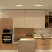 厨房素雅橱柜设计