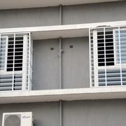 可以防偷的窗户