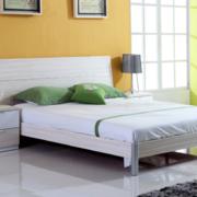 简约小卧室床