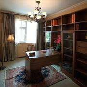 书房整体书柜