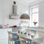 餐厅厨房文化砖