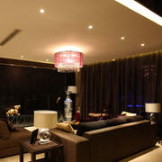 气质优雅的中式客厅