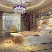浪漫精致的卧室