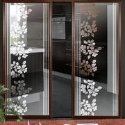 巧妙设计厨房玻璃门