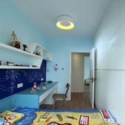 儿童房个性置物架