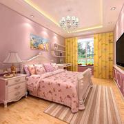 婚房雅致现代化卧室
