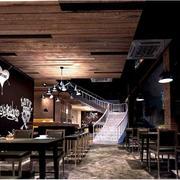 有气氛的咖啡厅
