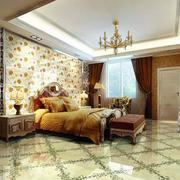 卧室地板砖造型图