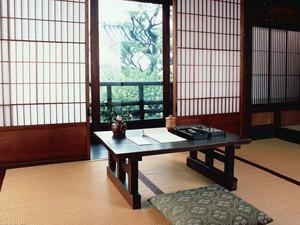2015飘逸的传统日式风格榻榻米床装修效果图鉴赏
