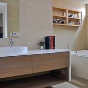 卫生间实木防水浴室柜