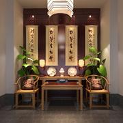 雅致传统的客厅