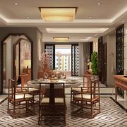 文化传统中式餐厅