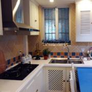 家居实用小厨房