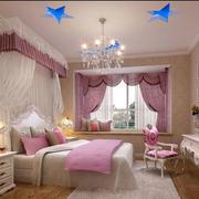 温馨甜美的儿童房