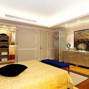 温暖大户型卧室