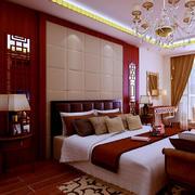 中式卧室地板砖