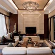 光线充足的客厅
