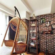 阳台吊椅装饰