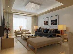 素雅温馨的客厅