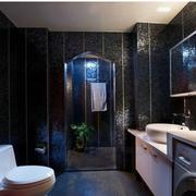 男士公寓卫生间