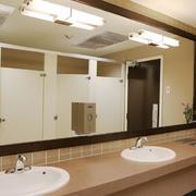 为人提供便利的卫生间