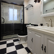 卫生间瓷砖贴图