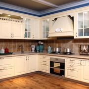 家居实用厨房橱柜