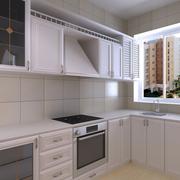 厨房白色简约厨房