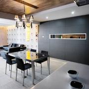 现代美观家居餐厅