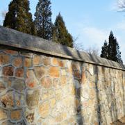 文化砖围墙装修
