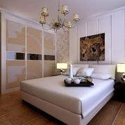 卧室壁柜设计欣赏