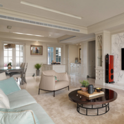 客厅素雅温馨地毯