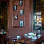 火锅店墙面装饰