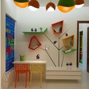儿童书房个性装饰展示