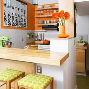 简单明了的厨房