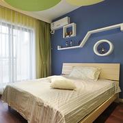 颜色鲜艳的儿童房