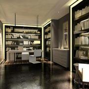 大户型的家居书房
