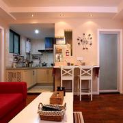60平米家居吧台