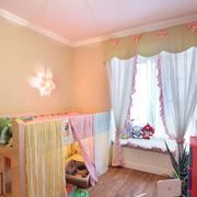 儿童房欧式风格窗帘