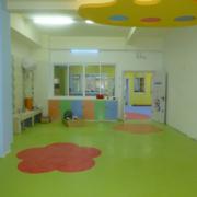 稚气的幼儿园装潢