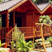自然现代小木屋