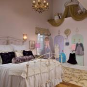 小户型女孩子的儿童房